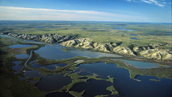 © NWT Tourism Terry Parker